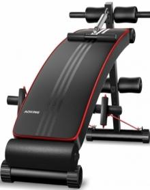 仰卧起坐健身器材家用男士腹肌板运动辅助器多功能仰卧板减肥器材哑铃凳