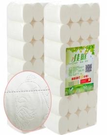 28卷一提装纯木浆无芯卫生纸妇婴纸6斤56卷5斤56卷25斤小28卷6斤大28卷可选