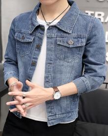 2017春秋款新款韩版印花卫衣男潮学生连帽青年运动外套