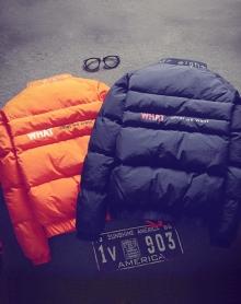 秋冬季男士立领棉衣个性韩版字母青少年潮流修身棉袄冬装棉服外套